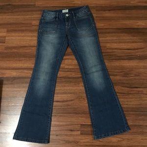 Aeropostale Flare Jeans Size 3/4